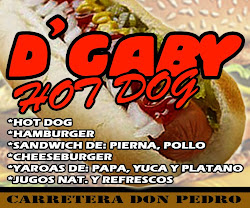D´ Gaby Hot Dog