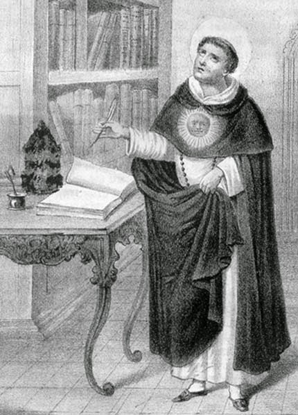 Estudió la religión utilizando argumentos tomados del razonamiento lógico.