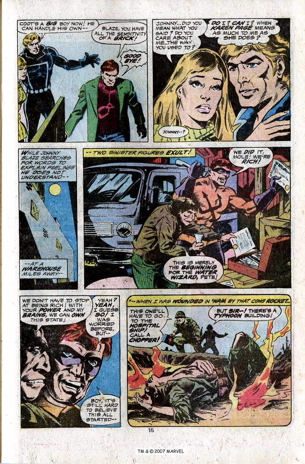 Ghost Rider (1973) Issue #23 #23 - English 17