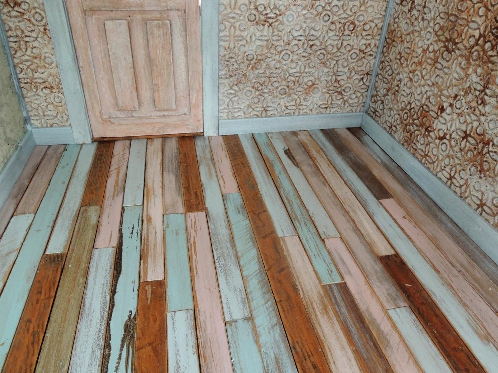 Bathroom floor boards - The Farmhouse Bathroom Renovation