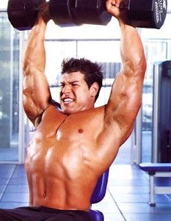 Steve Kuclo Bodybuilder