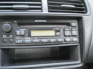 Guide how to install radio on 1999-2000 honda civic