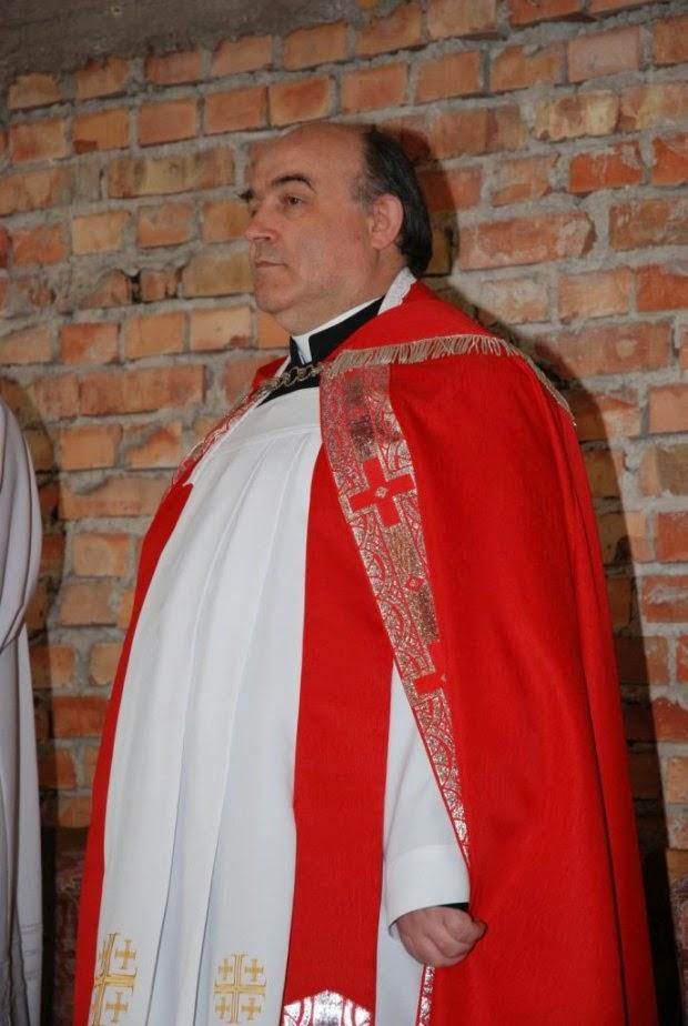 ksiądz Adam Kalina Gdańsk