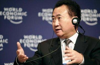 Wang Jianlin orang terkaya di dunia
