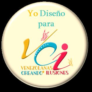 Yo diseño para Venezolanas Creando Ilusiones