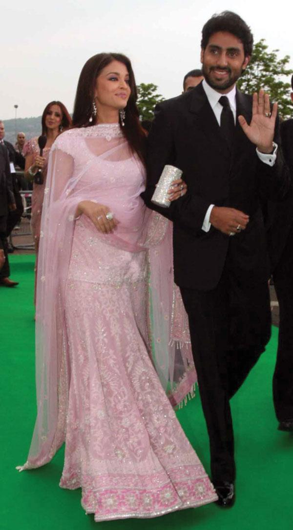 Aishwarya rai wedding Anniversary Pictures