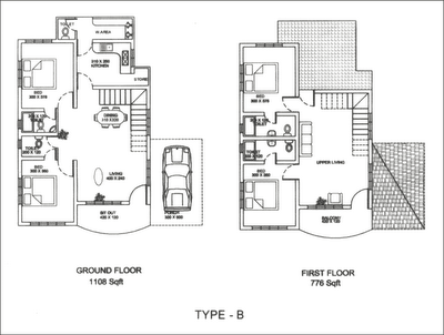 Home Design Plans example floor plan Kerala House Plans Home Plans With Photos Kerala House Plans Ideas
