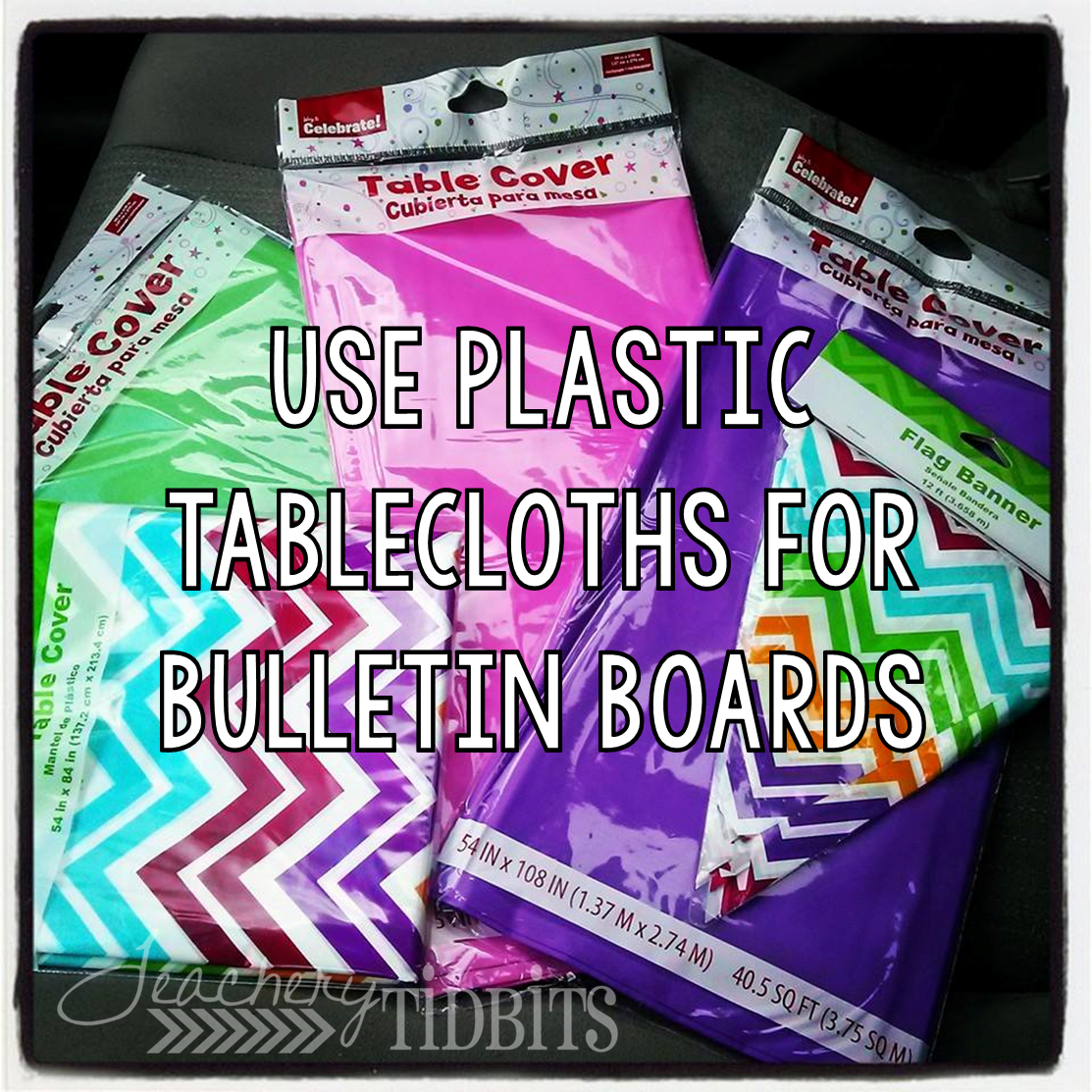 teachery tidbits cheap and easy bulletin boards