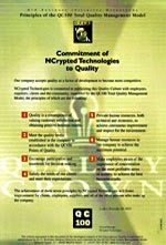 Quality Commitment Certificate