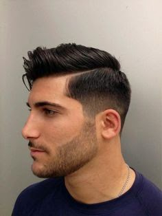 Short hairstyle For Man