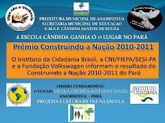 PRÊMIO CONSTRUINDO A NAÇÃO 2010