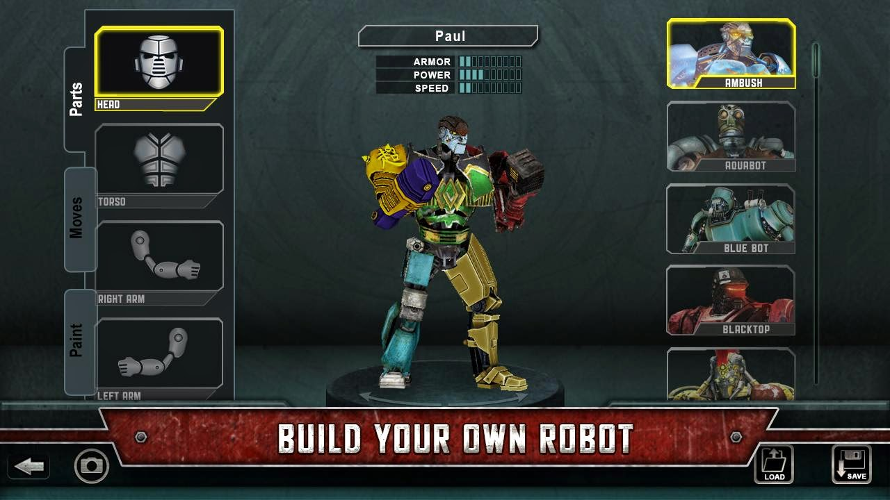 Real Steel Friends v1.0.67 Apk + Mod for Android