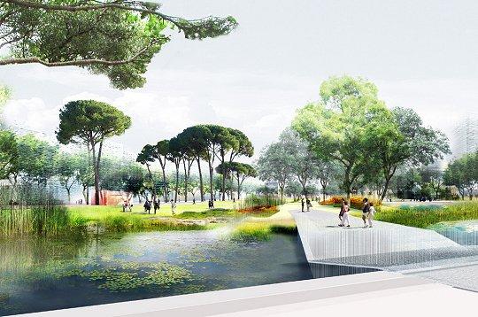 Vis le architecture urbanisme paysage patrimoine for Agence horizon paysage