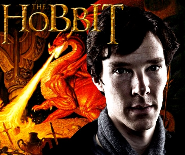 CELLULOID AND CIGARETTE BURNS: Benedict Cumberbatch Will ... Smaug Benedict Cumberbatch The Hobbit
