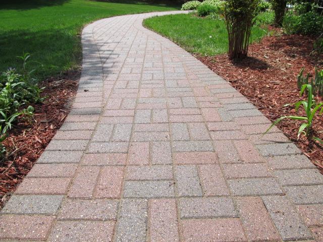 brick pavers canton plymouth northville novi michigan repair cleaning