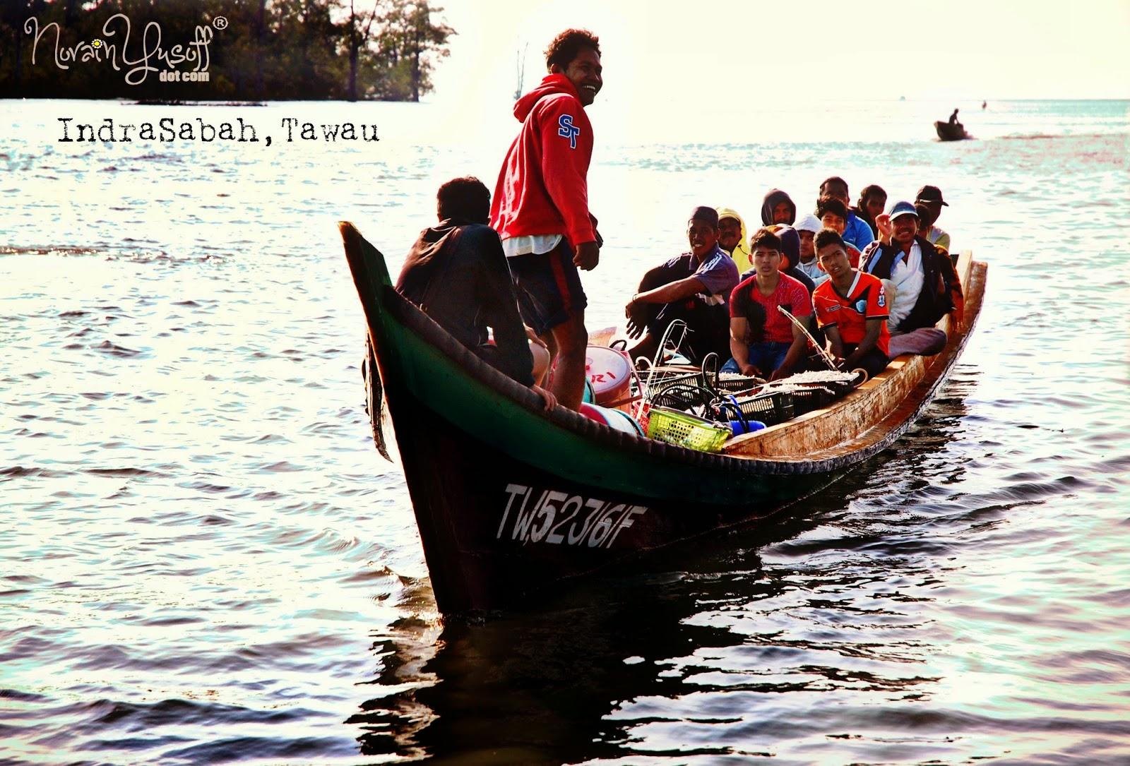 Tempat Menarik Di Tawau Sabah [Bab 2]