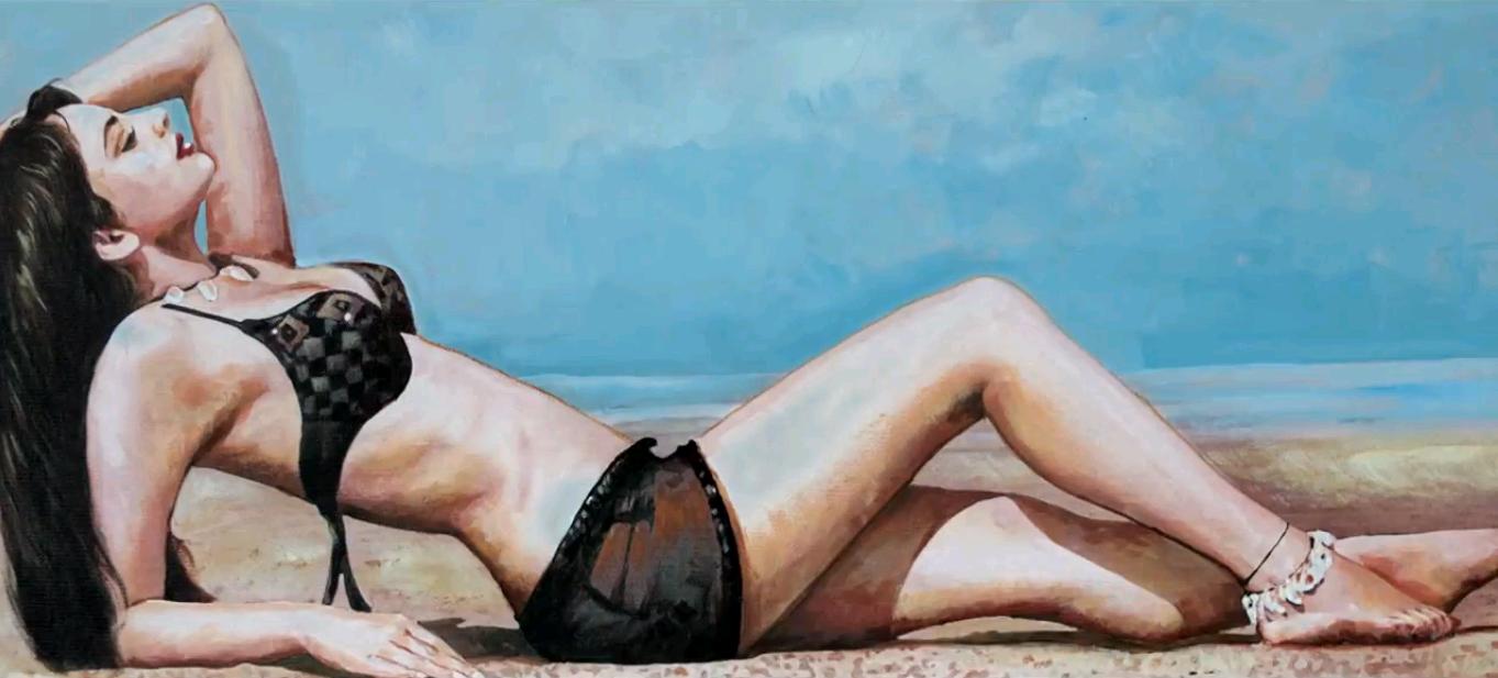 'The Xpose' Actress Zoya Afroz Hot Bikini Photos
