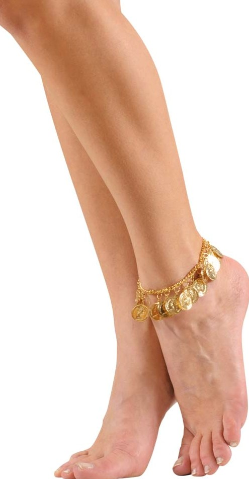 Indian Anklets ~ Jewellery India