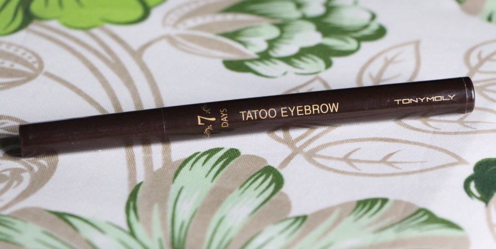 Iambrigitte Tonymoly 7 Day Tattoo Eyebrow