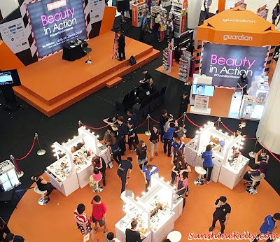 Beauty in Action, The Great Guardian Makeover, Nu Sentral, klcc park