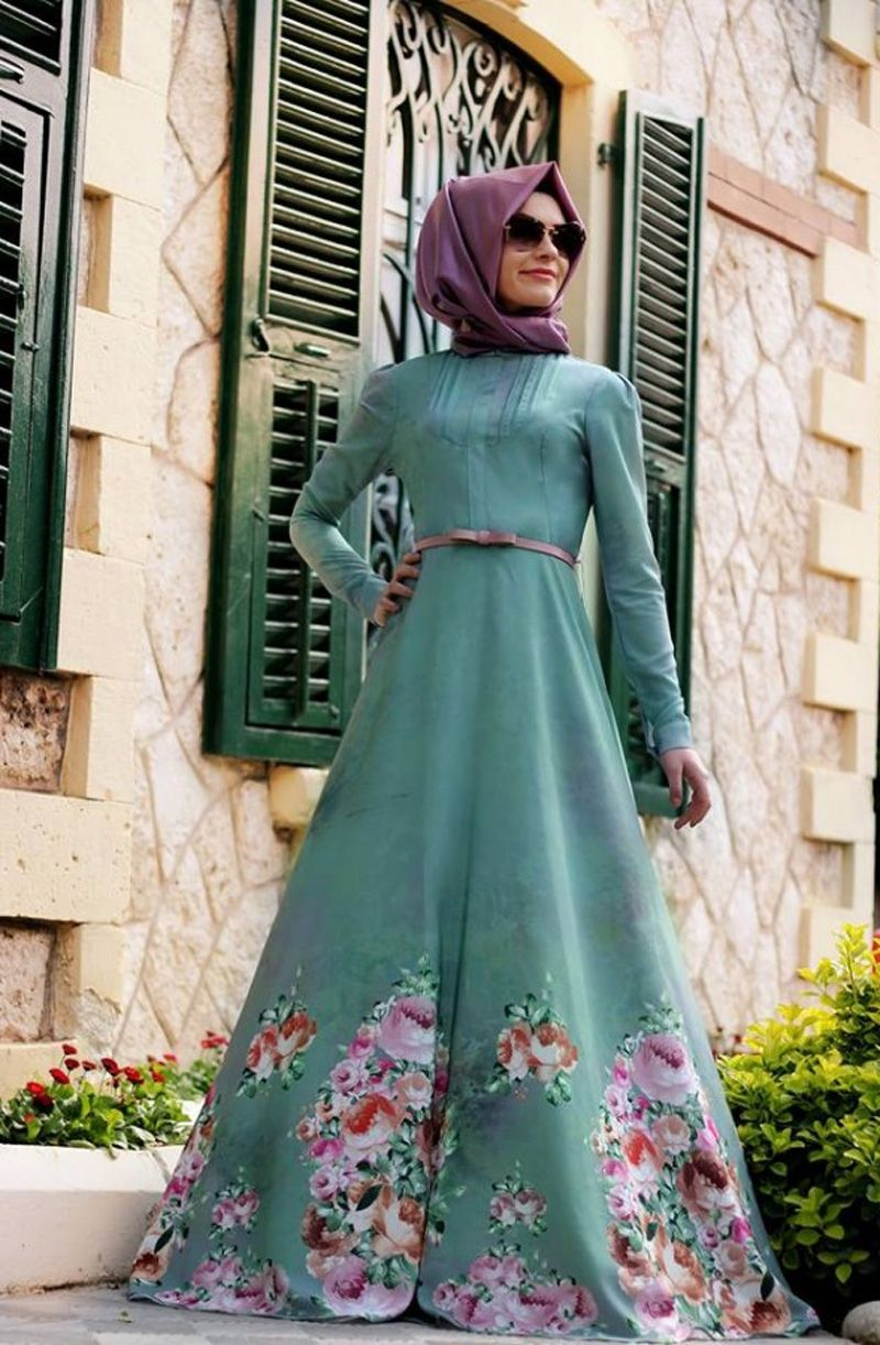 Des Robes Pour Un Hijab Fashion Hijab Chic Turque Style And Fashion Images