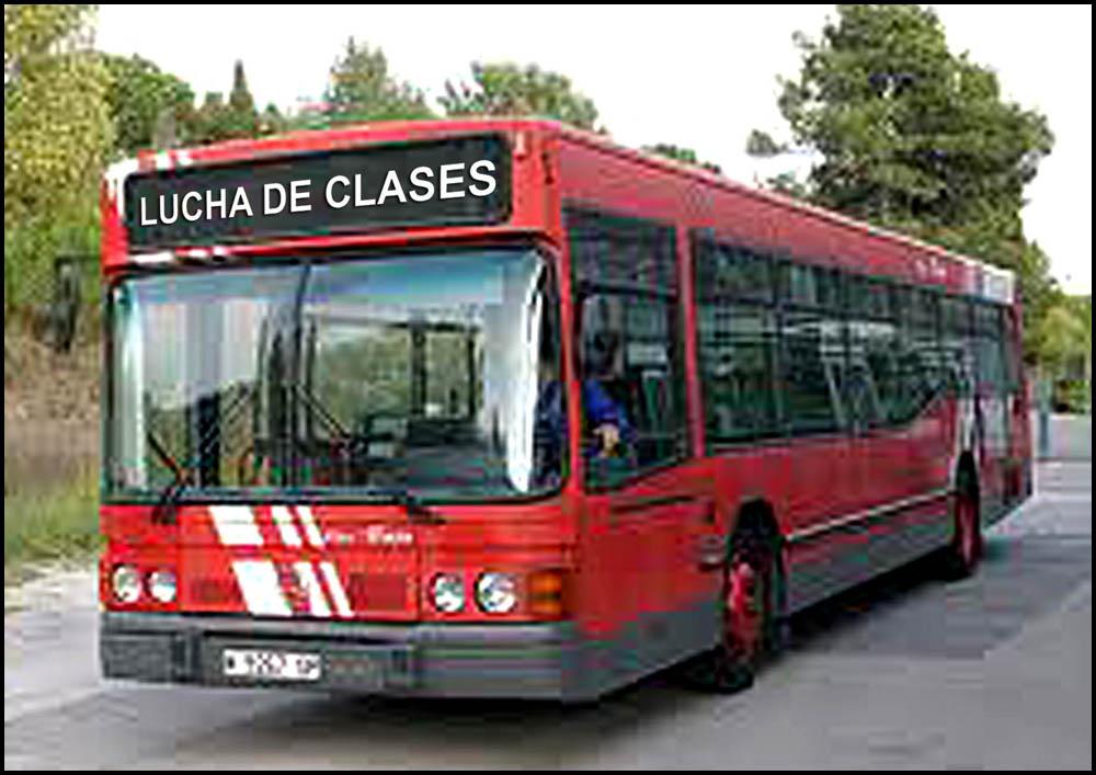 el bus de la carrera:
