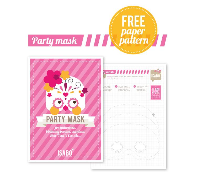 free paper pattern