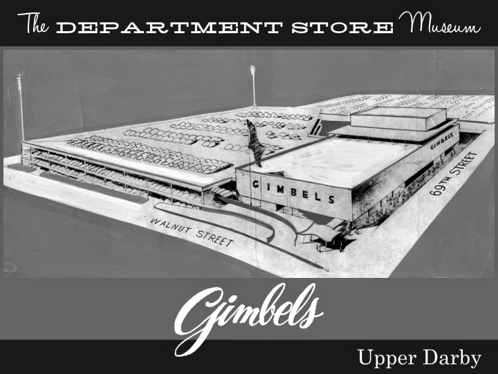 The Department Store Museum Gimbel Brothers Philadelphia Pensylvania