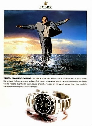 16600 Sea-Dweller Advert.