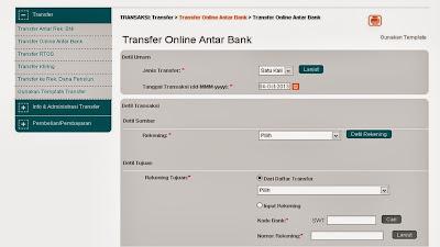 Pengertian Transfer Online, Kliring, dan RTGS