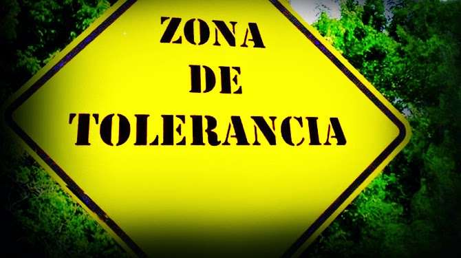 Zona de tolerancia