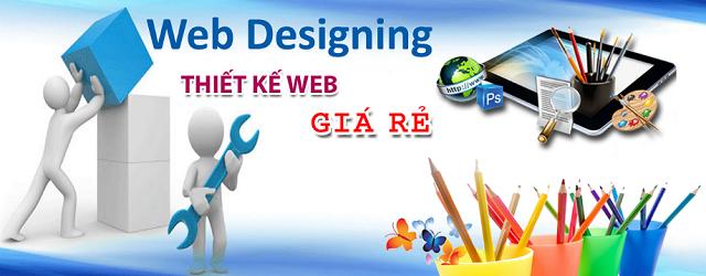 Thiết kế website giá rẻ nhất Việt Nam 2014