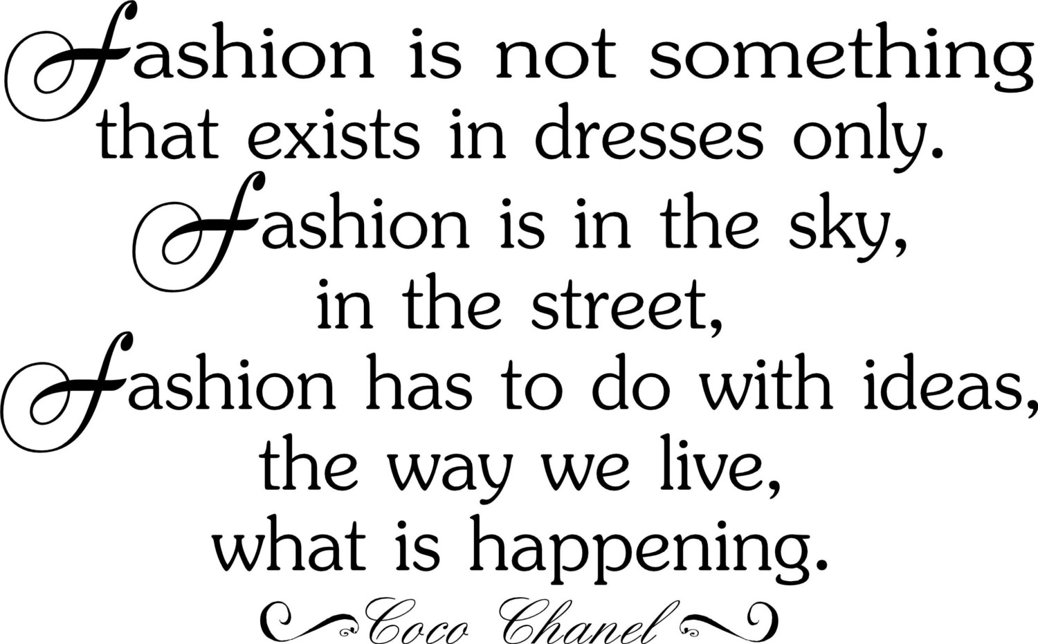 Fashion Designer Quotes Kate's Blog Fashion Quotes Of The Day