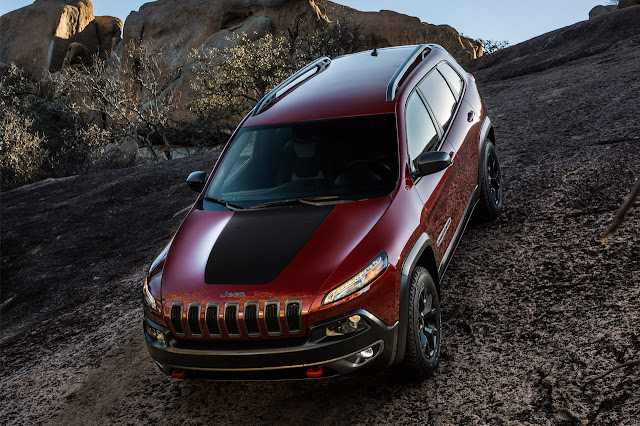 2014 Jeep® Cherokee