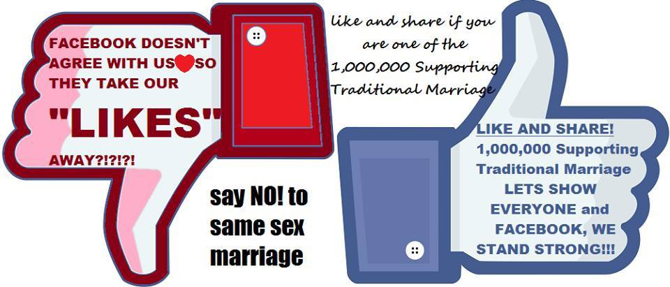 Cons of same sex marriage