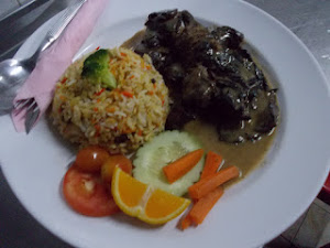 NASI BERIYANI KAMBING/AYAM