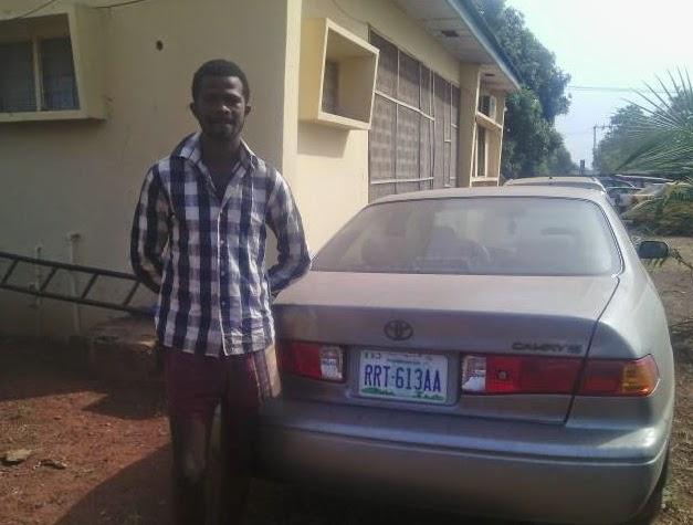 absu graduate snatched car