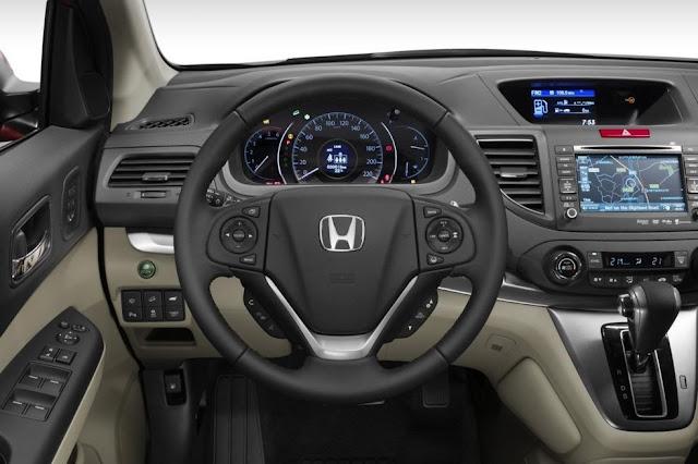 фотографии Honda CR-V 2013