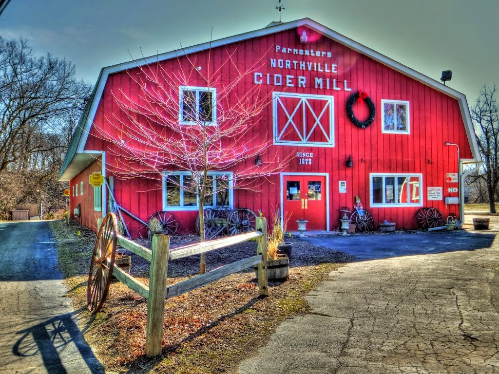 Cider Mills & Orchards in Wayne County