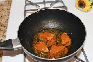 fish briyani, biriyani, tilapia biriyani
