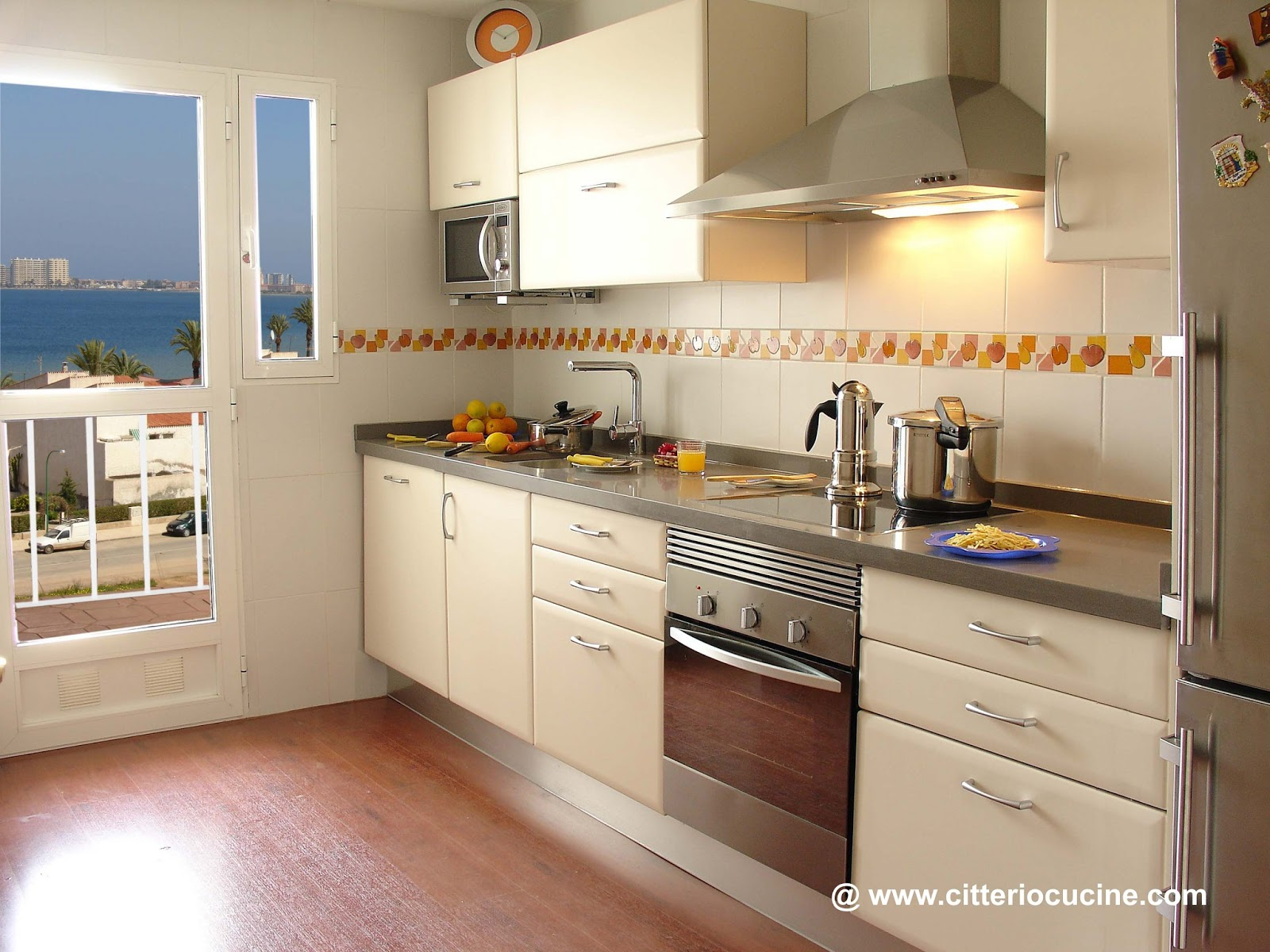 El blog de citterio cucine qu for Cocinas en linea
