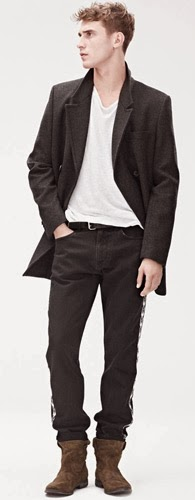 Isabel Marant para H&M hombre