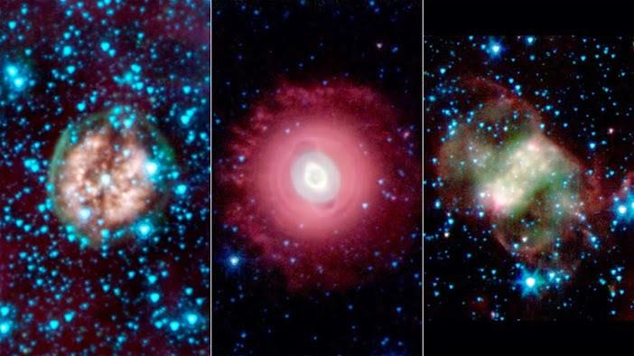Resultado de imagen de El Espacio Interestelar  y los Objetos que lo pueblan
