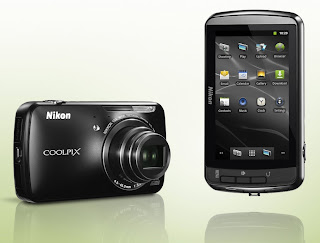 Nikon smartphone, digital camera, new smartphone camera