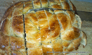Turtle Shell Bread