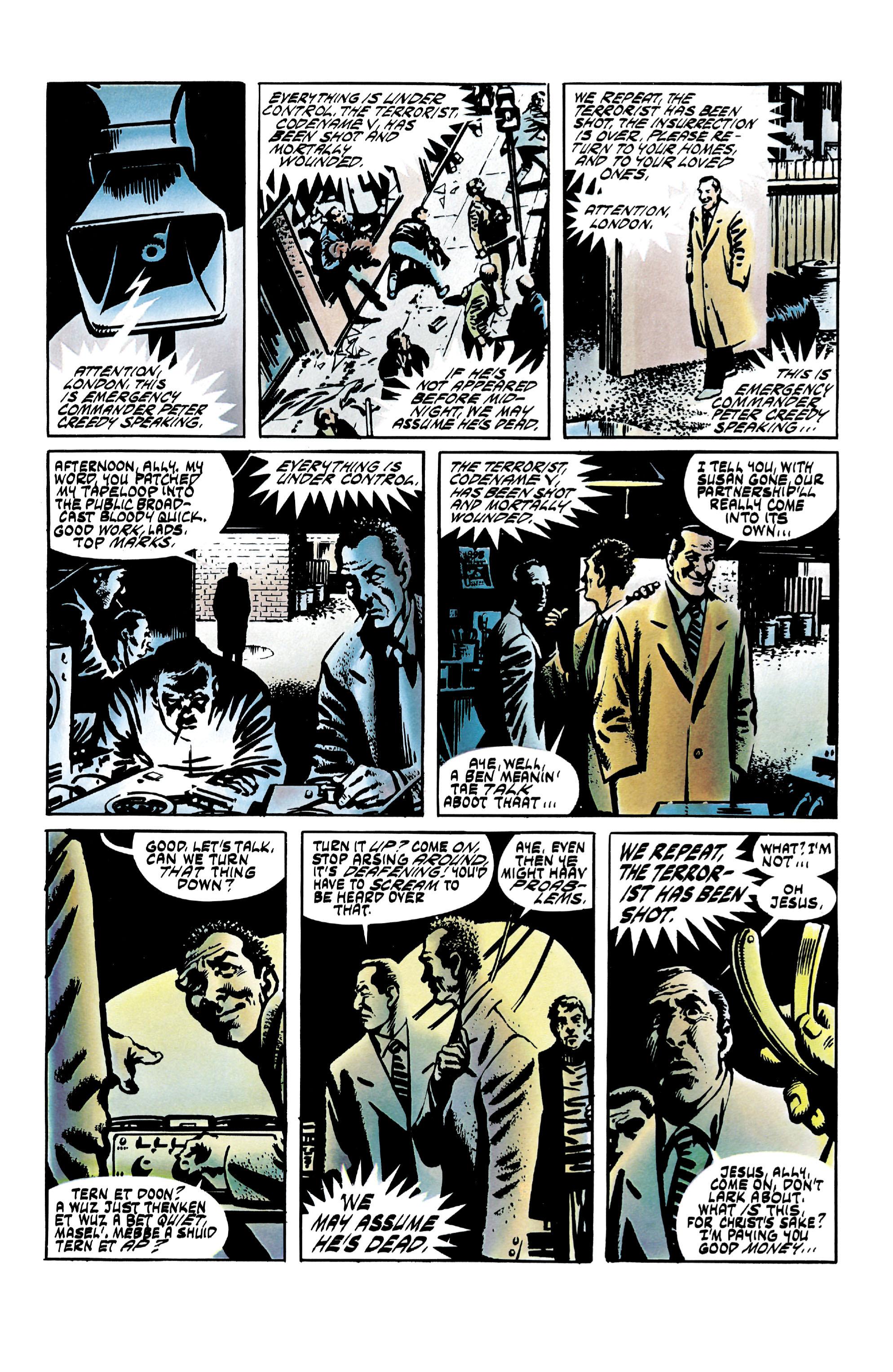 V for Vendetta chap 10 pic 6