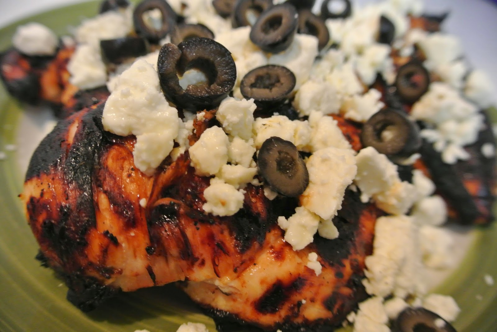 My Kind of Cooking: Grilled Greek Chicken