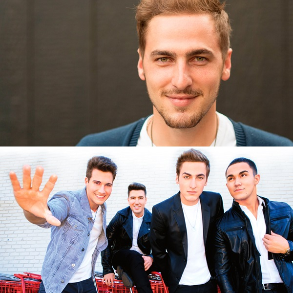 Kendall Schmidt habló del posible regreso de Big Time Rush