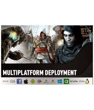 Buy Unity 3D Game Designer: Xbox, PS3/4, PC, MAC, Wii, Android & Apple Online Course by E-Careers At Rs.5000 : Buy To Earn