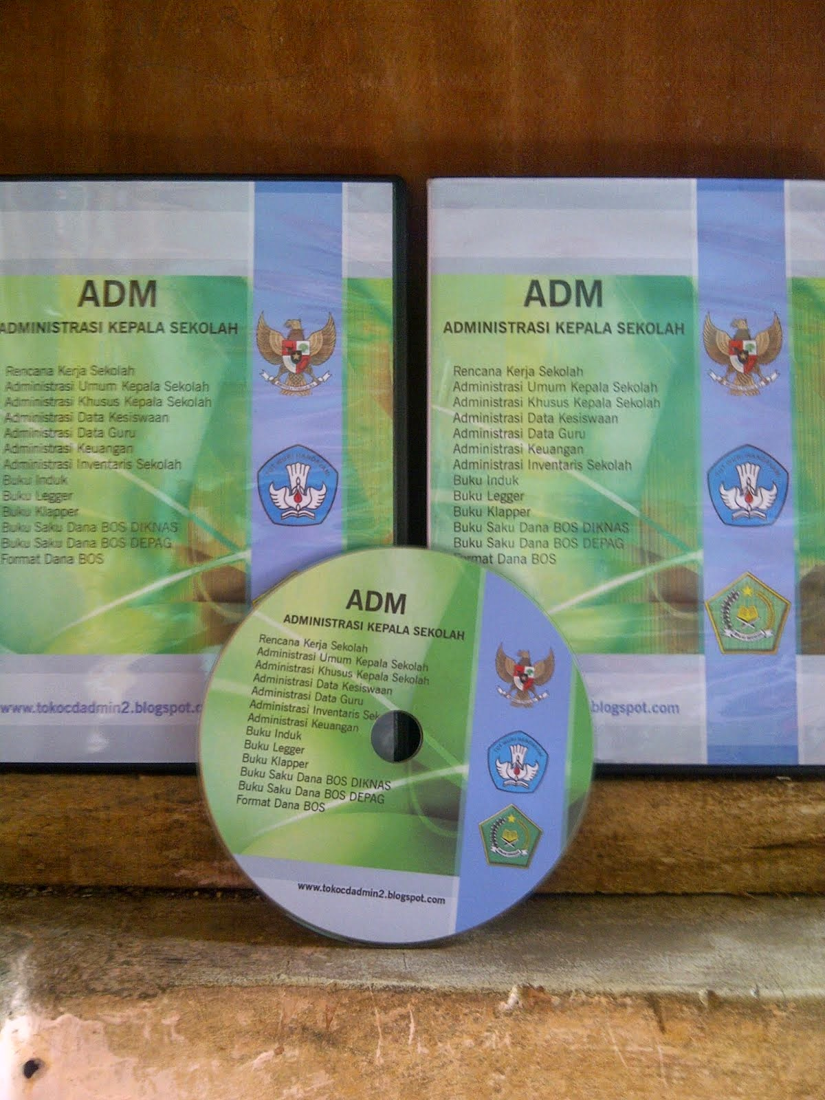 CD ADM Kepala Sekolah